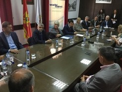 Phase V1 – Immediate Measures Tivat&Kotor Contract Signing