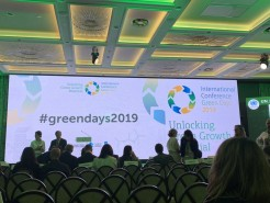 Međunarodna konferencija Zeleni dani 2019